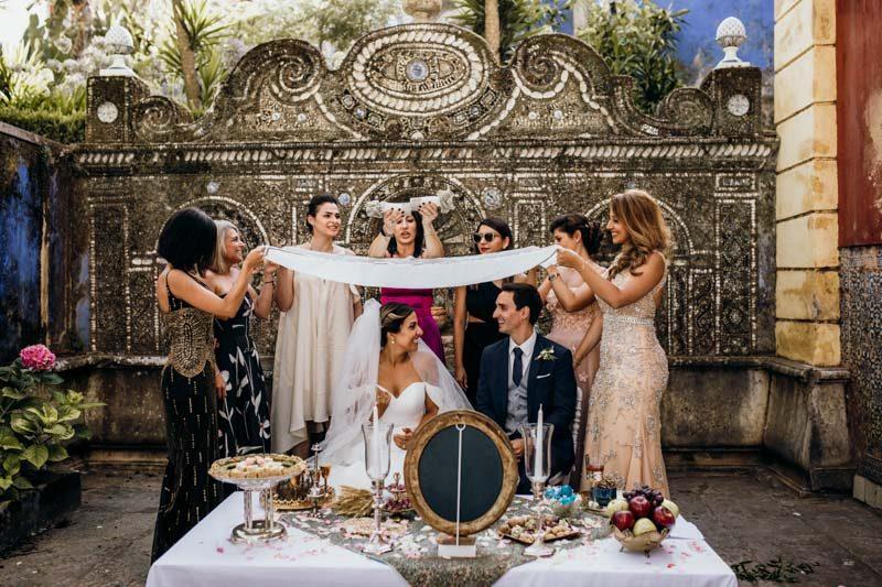 palácio marqueses de fronteira wedding