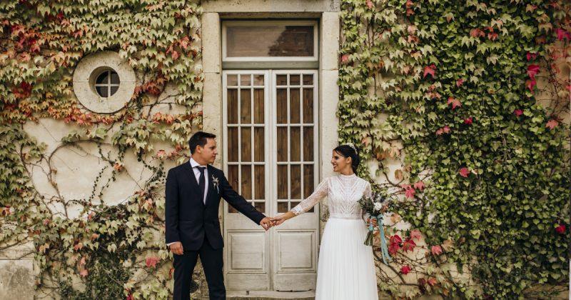 solar de pancas autumn wedding