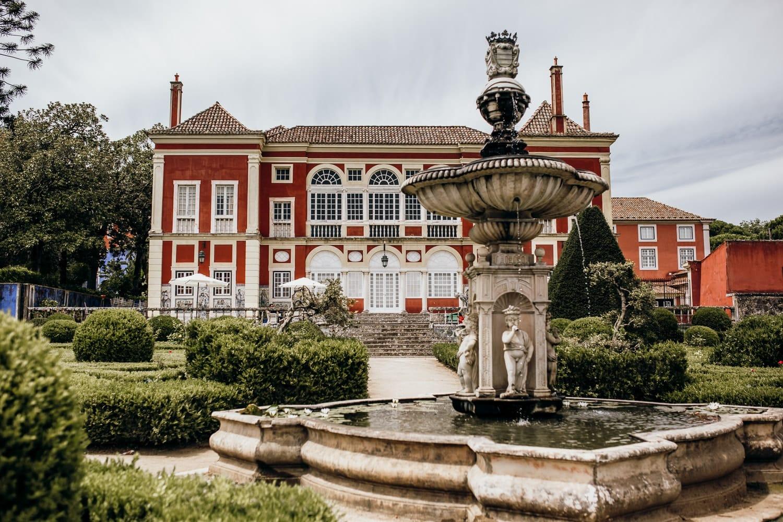 palacio marqueses de fronteira