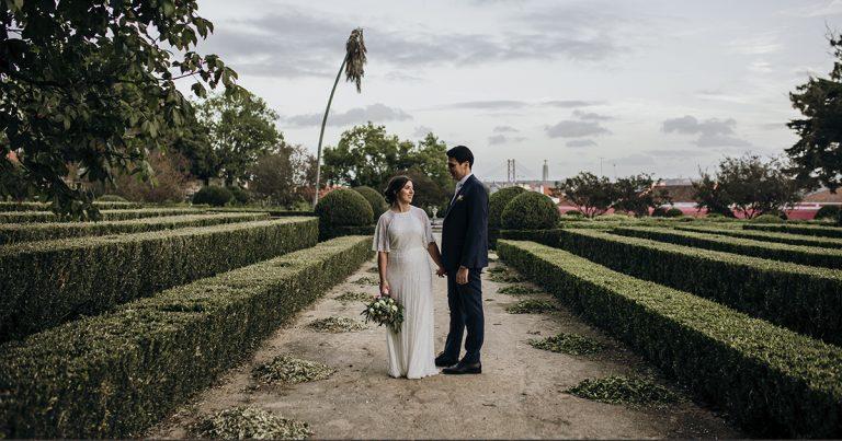 estufa real wedding