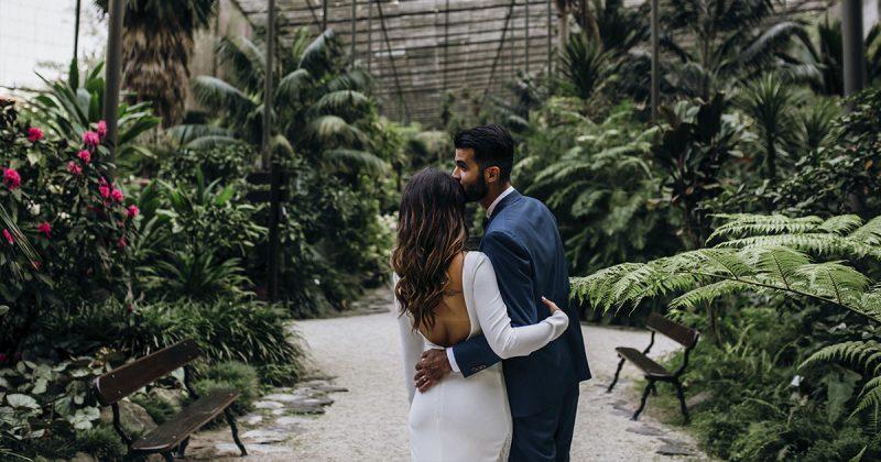 estufa fria wedding blog